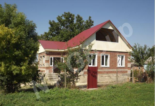 Дома в гостагаевской купить недорого с фото