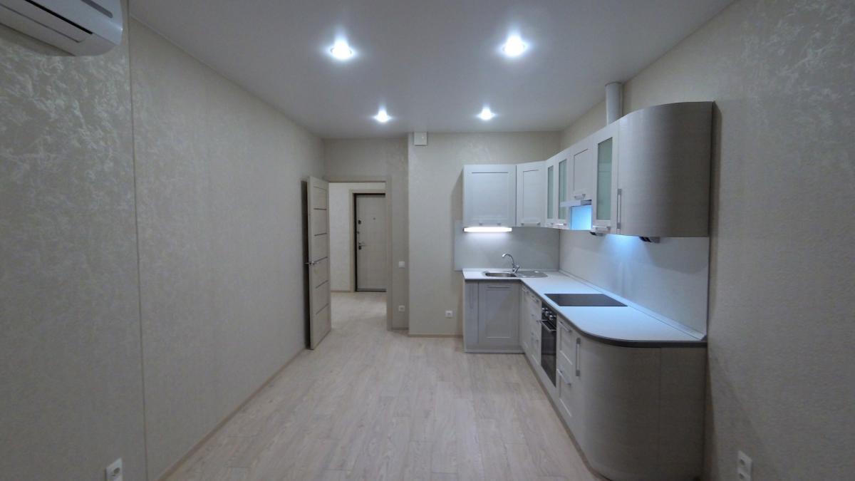 Ремонт 2-х комнатной квартиры 61 кв. м.